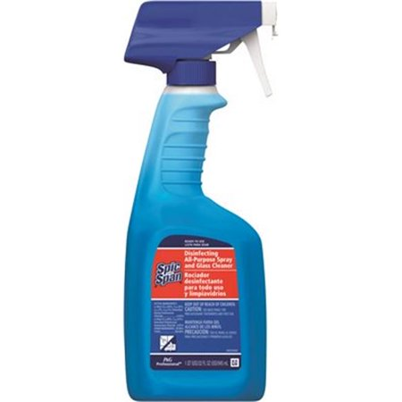 Procter & Gamble 58775 CPC 32 oz Spic N Span 3-in-1 Cleaner with Foil Seal - Case of (Best Of Steeleye Span)