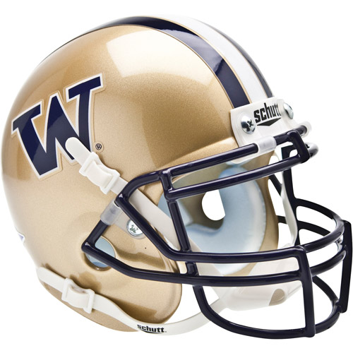 Shutt Sports NCAA Mini Helmet, Washington Huskies