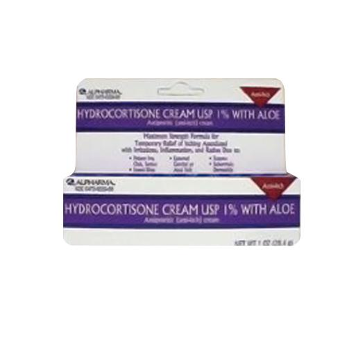 1 percent hydrocortisone steroid skin cream