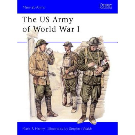 The US Army of World War I -