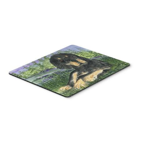Gordon Setter Mouse Pad / Hot Pad / Trivet