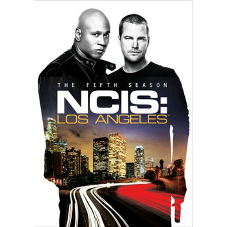 NCIS: Los Angeles - The Fifth Season (DVD)