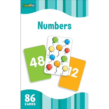 Numbers Flash Cards - The Flash Kids