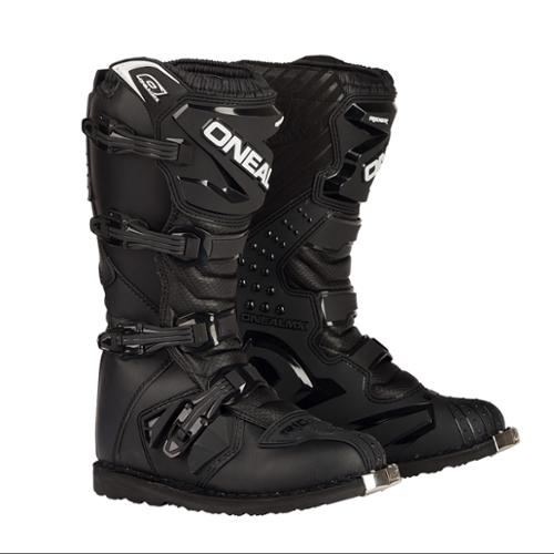 O'Neal Rider 2015 Youth MX Boot Black 1