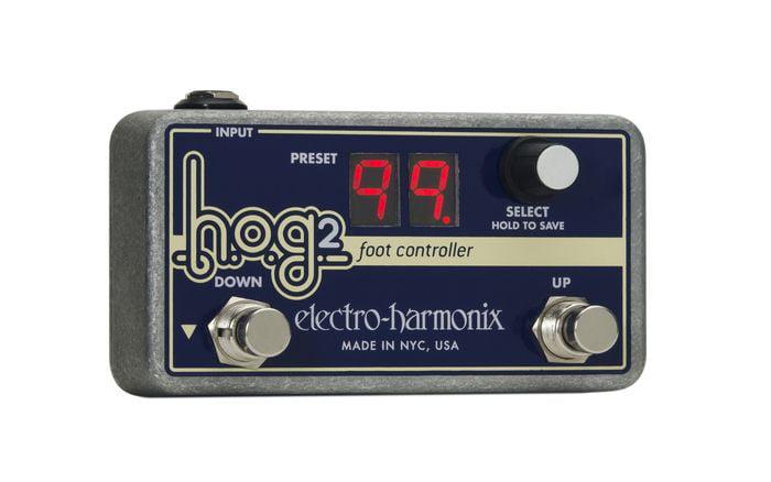 Electro-Harmonix HOG 2 Foot Controller by Electro-Harmonix