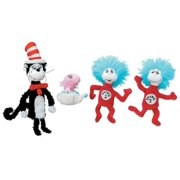 Manhattan Toy Dr. Seuss Cat in The Hat Boxed Finger Puppet Set