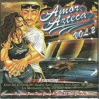 Amor Azteca, Vol. 2 (explicit)