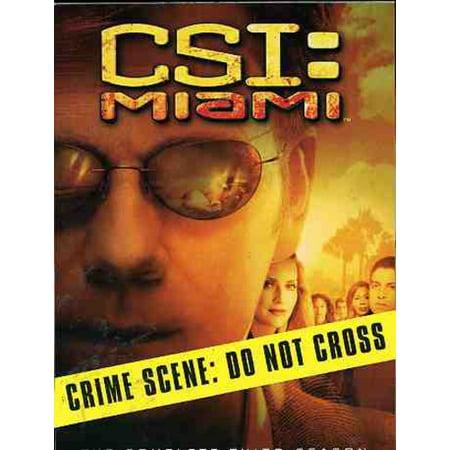 Csi  Miami  The Complete Third Season