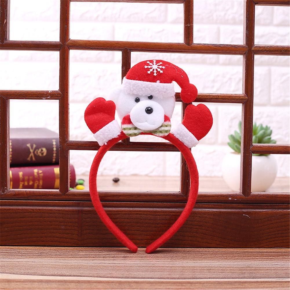 Details about  /Reindeer Christmas Headband for Women Teens Kids Holiday Xmas Party Accessory