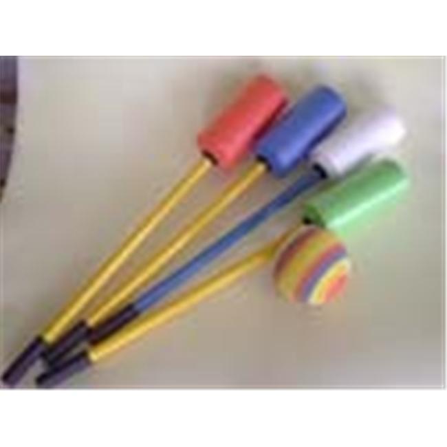 Everrich EVAK-0005 12 x 34; Sticks  1 x 5.5; Foam Ball Po...