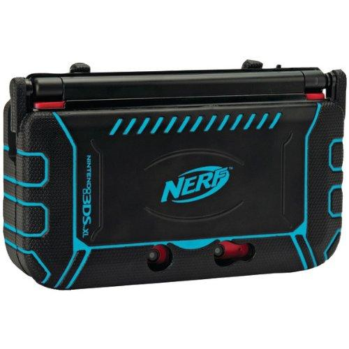 Pdp Nerf Armor For 3ds Xl - Portable Gaming Console - Nerf, Foam (n8110)