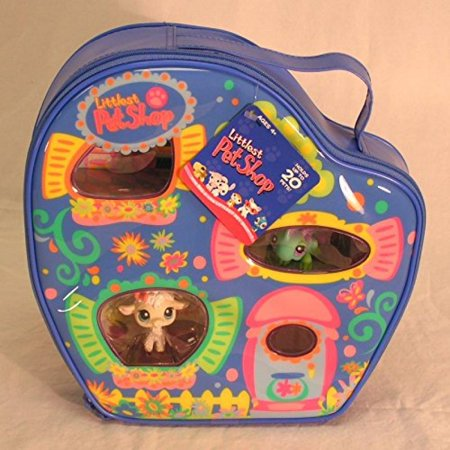 Hasbro Littlest Pet Shop Carry Case