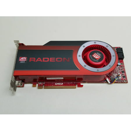 - Refurbished ATI Radeon HD 4870 512MB GDDR5 PCI Express x16 Desktop Video Card
