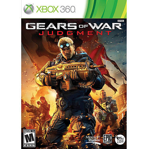 Gears of War Judgment (Xbox 360) - Pre-Owned