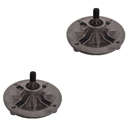 Drive Shaft Housing (14122 Two (2) Spindle Housing Assemblies with Short Shaft Made to Fit Toro TimeCutter Z4200)