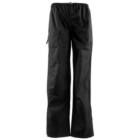 Womens Walking Rain Pant (White Sierra Women's Trabagon Rain)