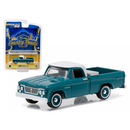 1963 Series (1963 Dodge D-100 with Toolbox Pickup Truck