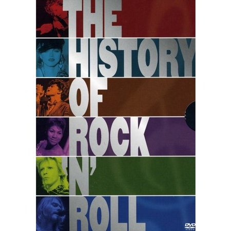 The History Of Rock N Roll  Full Frame