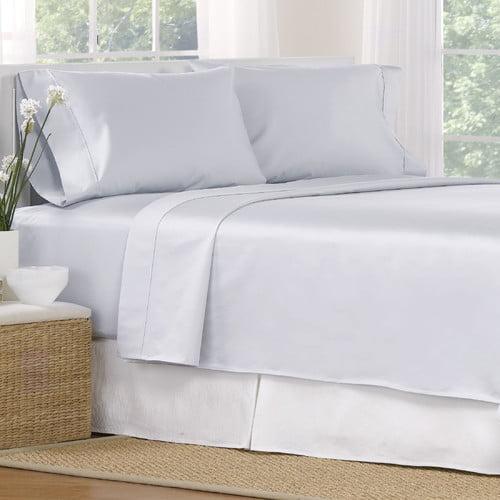 Aspire Linens 4 Piece 1000 Thread Count Egyptian Quality Cotton Sheet Set