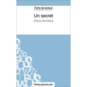 Un secret de Philippe Grimbert (Fiche de lecture) - eBook