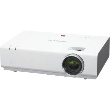 Sony VPL-EW295 LCD Projector - 720p - HDTV - 16:10 - UHP - 210 W - NTSC, PAL, SECAM - 6000 Hour - 10000 Hour - 1280 x 800 - WXGA - 3,700:1 - 2800 lm - HDMI - USB - VGA In - Fast Ethernet - 309 W - Whi
