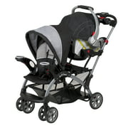 Baby Trend Sit N Stand Ultra Stroller, Phantom