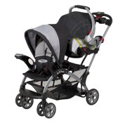 Graco Roomfor2 Click Connect Stand And Ride Double Stroller