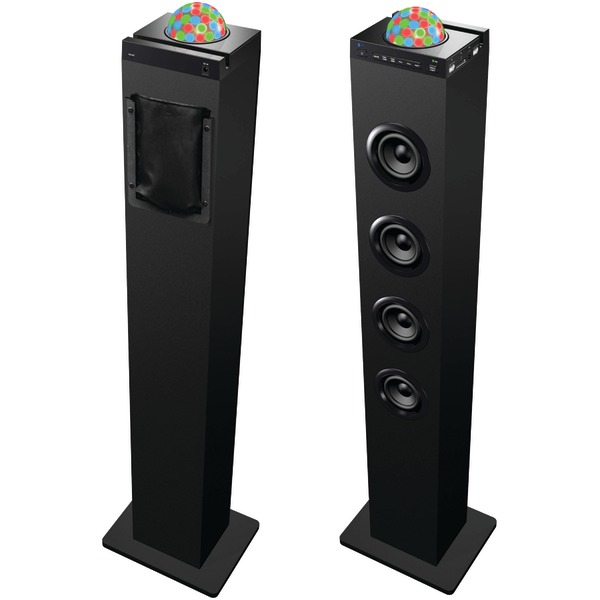 Sylvania SP410 Disco Ball Tower Speaker