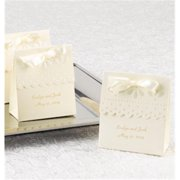 Hortense b Hewitt 70556P Ivory Scalloped Favor Boxes