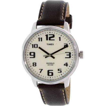 how to get the back on a timex watch