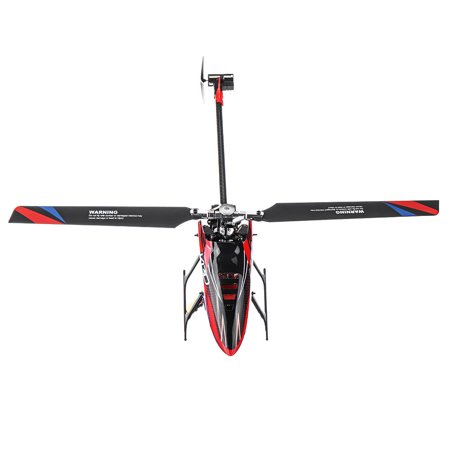 XK K130 2.4G 6CH Brushless 3D6G System Flybarless RC Helicopter BNF Compatible with FUTABA S-FHSS Without remote control 2 battery - image 3 de 7