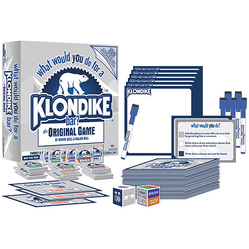 All Things Equal What Would You Do For A Klondike Bar? the Original Game