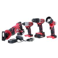 Hyper Tough Ht 20-Volt 4-Tool Combo Kit AQ90146G Deals