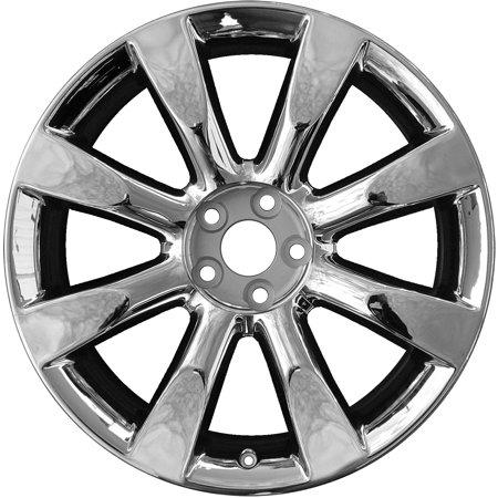 (New 20x8 Aluminum Alloy Wheel, Rim Chrome Plated - 73678)