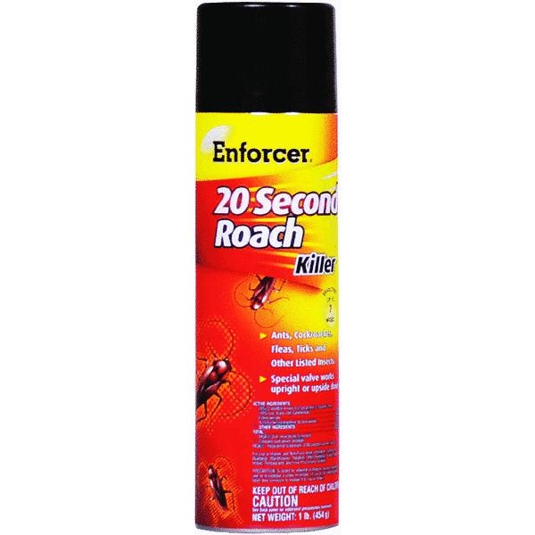 Enforcer 20-Second Roach Killer