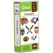 Cricut Shape Cartridge, Team Spirit