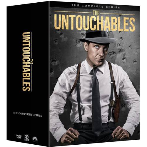 The Untouchables: The Complete Series