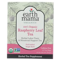 Earth Mama Raspberry Leaf Tea Bags