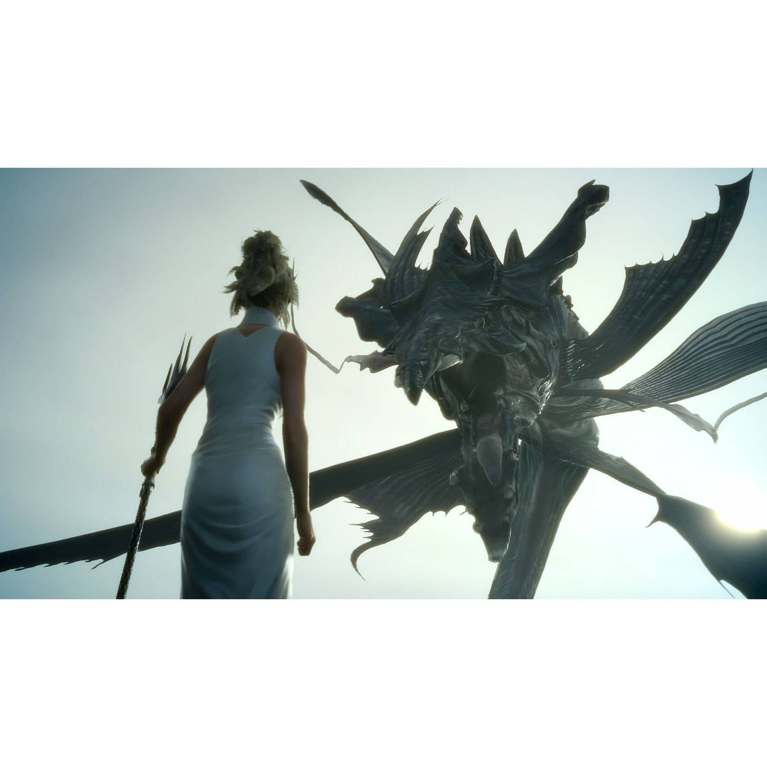 Final Fantasy XV For Xbox One Walmartcom - Cleaning invoice template free square enix online store