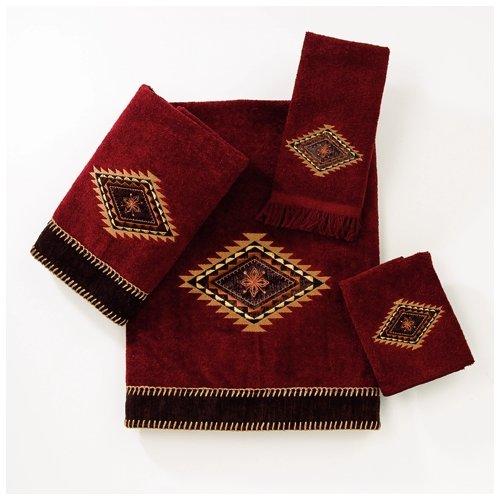 Avanti Linens Mohave 100pct Cotton Hand Towel