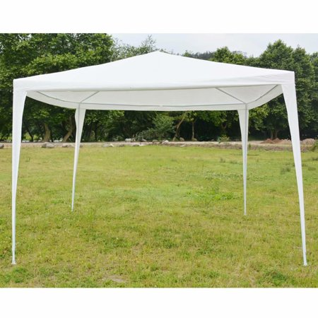3X3m Outdoor Canopy Tent,Portable Waterproof Sun Shelter Cover Anti UV Protection for Party Wedding Collapsible Shed Outdoor Picnic Beach Backyard Pool