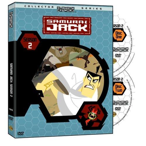 Samurai Jack: Season 2 (Collector's Series) (Disc 1)