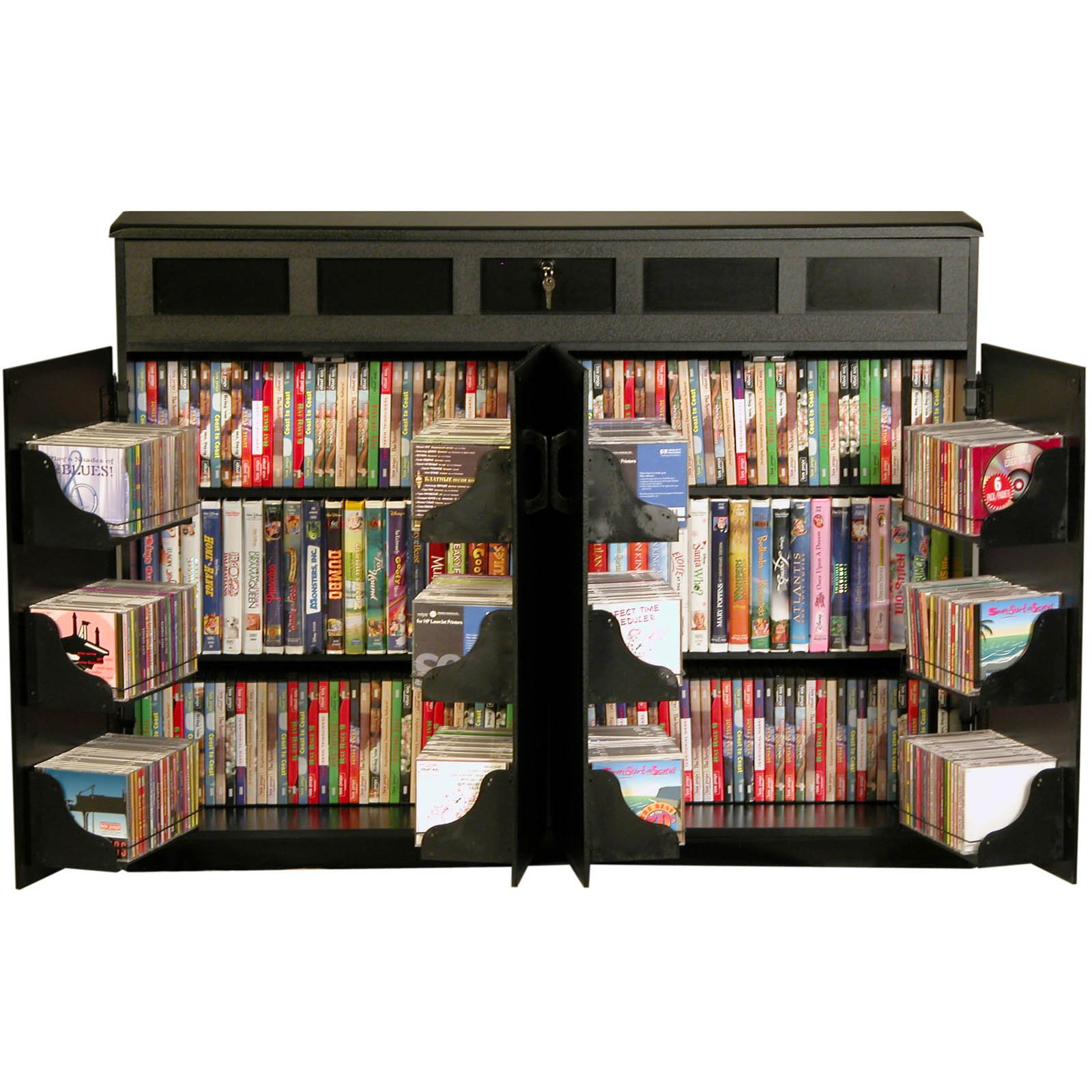 Venture Horizon Top Load Media Cabinet