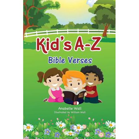 Kid's A-Z Bible Verses (A-z Halloween Words)