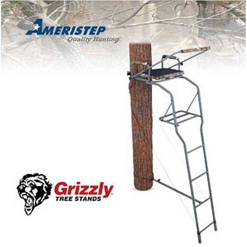 Ameristep 16' Gunner Ladder Stand thumbnail