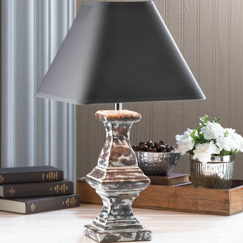 Zingz & Thingz Recast 19.25'' Table Lamp