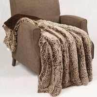 BOON BOON Woolly Mammoth Throw Blanket