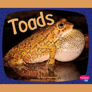 Toads - Audiobook