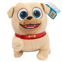 Puppy Dog Pals Bean Plush Bingo & Rolly- 2 Pack Bundle