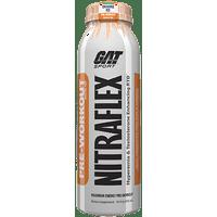 GAT Nitraflex RTD, Orange Ice, 12 - 10 Fluid Ounce Bottles